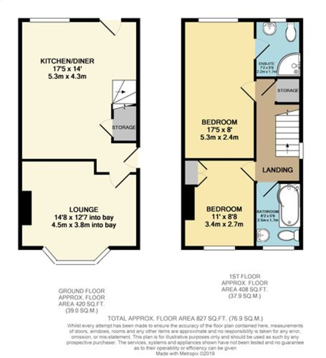 Bradpole Road, Bournemouth | Floorplan